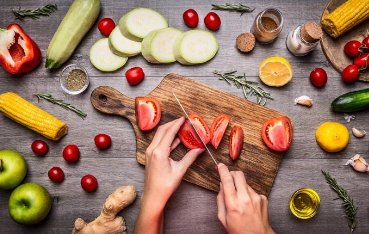 #congressnacking : Le végétal fait recette