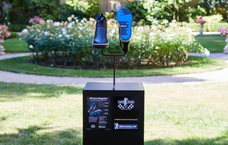 Chaud Devant et Michelin signent la perle des chaussures en cuisine : GT1pro Magister