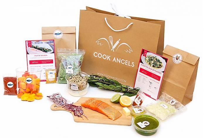 #FoodTech : le boom des kits à cuisiner ou l'obsession dévorante de manger vite et bien !