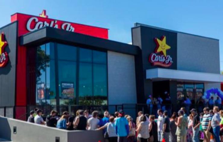 L'américain Carl's Jr. arrive en France fin 2017 avec ses burgers californiens