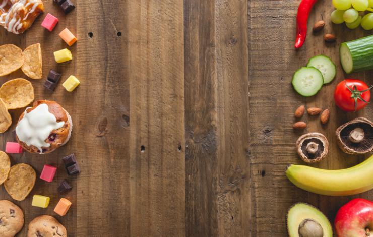 Le mieux manger, le végétal et le healthy plus marqués en snacking