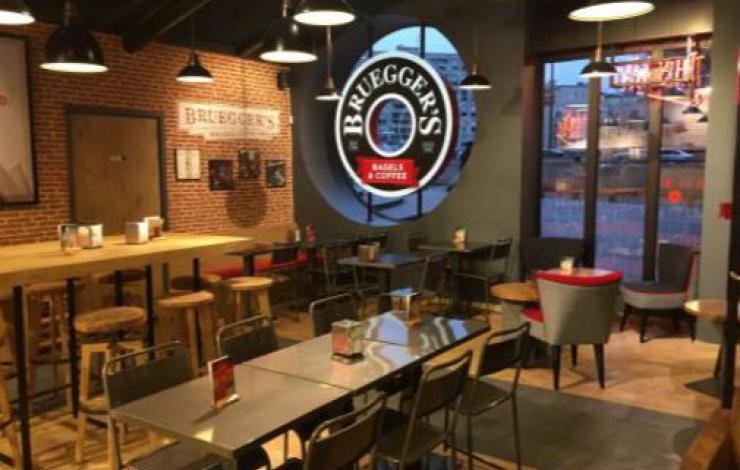 Exclu : Bruegger's devient Ginger's New-York Coffee