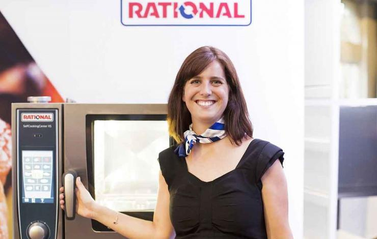 Rational France présente ConnectedCooking 2.0 au Salon Food Hotel Tech 2017!