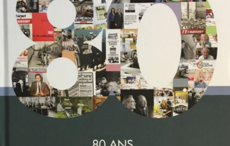 80 ans de restauration collective, et un snacking émergeant dans l'entreprise