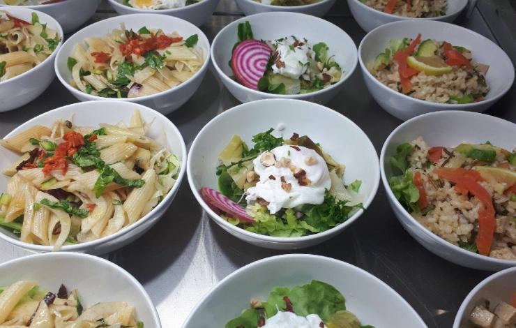 Biocité crée son annexe Biocité - Cuisine