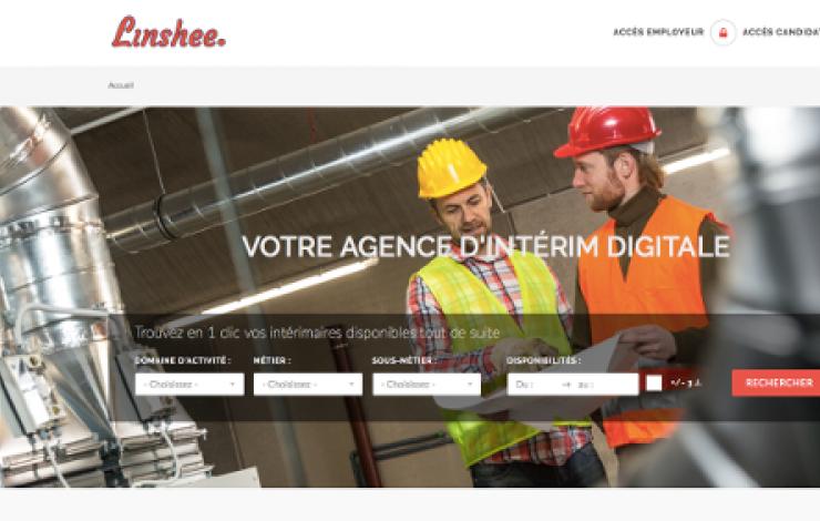 Linshee.com, le nouvel agent d'intérim digital pour techniciens en cuisine pro ou en froid