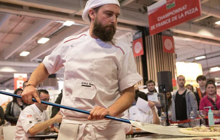 Le Championnat de France de la Pizza, aura lieu les 4 et 5 avril sur Parizza