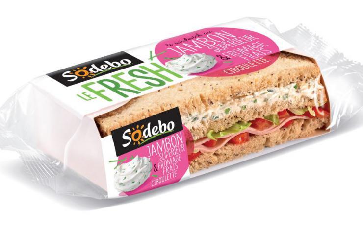 Sodebo confirme son leadership sur le snacking LS et s'engage avec Ferme France