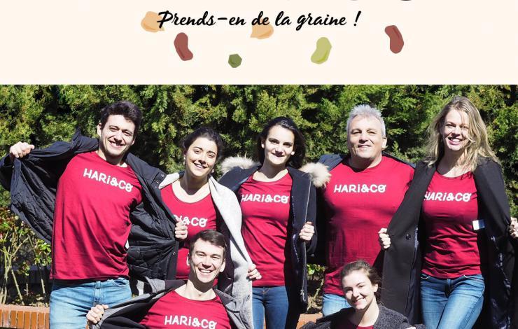 Le Boucher Vert rebaptisé Hari&Co lève 2,3 M€