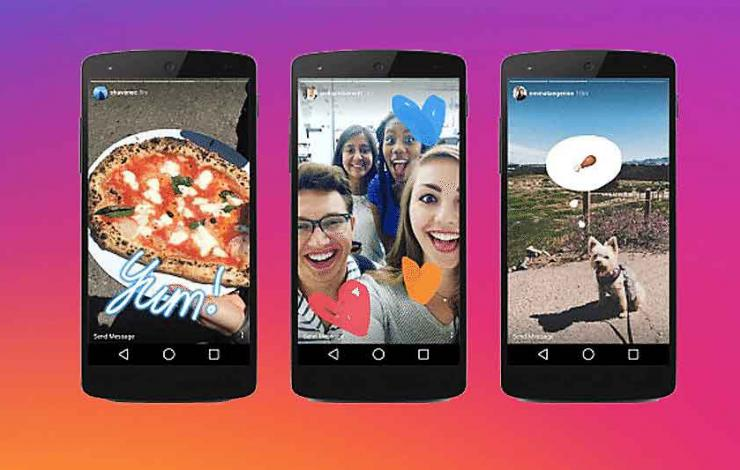 Les Stories sur Instagram : ces nouveaux instants passés ensemble à explorer en restauration !
