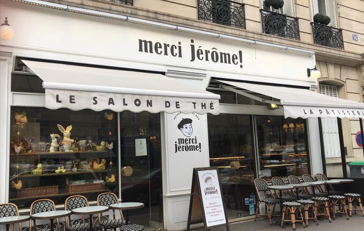 Merci Jérôme ! devient boulanger et ouvre son flagship avant l'été