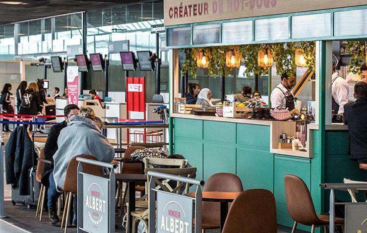 2 nouveaux restaurants pop-ups à l'Aéroport de Nice