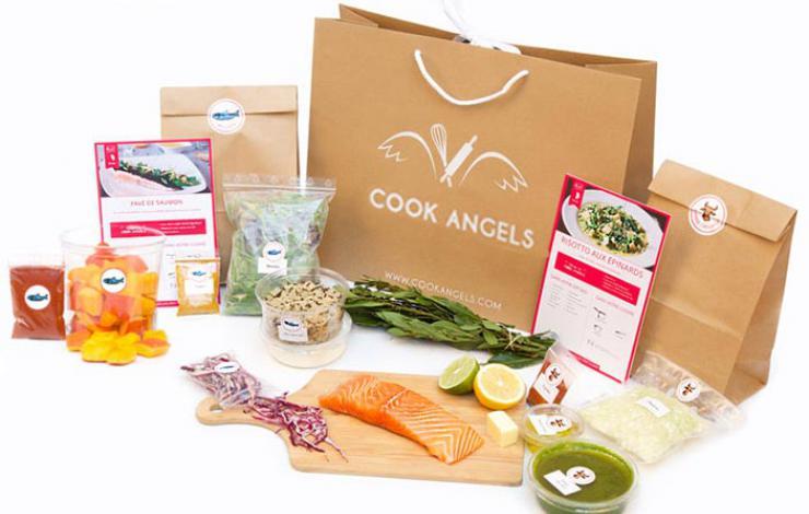 #FoodTech : Norac croque la startup Cook Angels