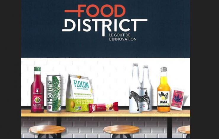 Food District, un distributeur-incubateur au service du snacking premium innovant