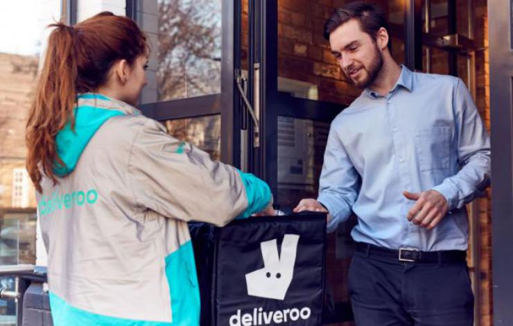 Deliveroo investit 100 M€ en France