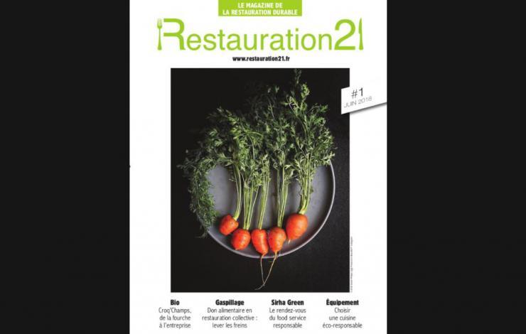 Restauration21, en print pour le Sirha Green