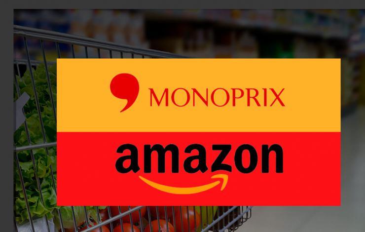 Monoprix s'installe sur Amazon Prime Now avec plus de 270 produits snacking