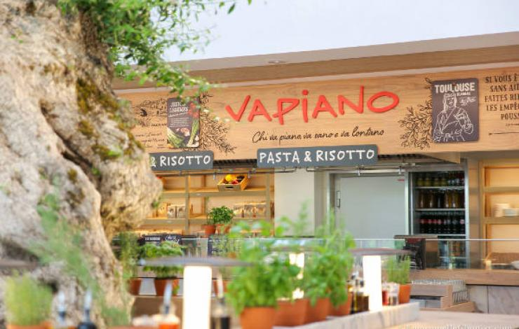 Vapiano accélère en France et vise 50 unités à 2020
