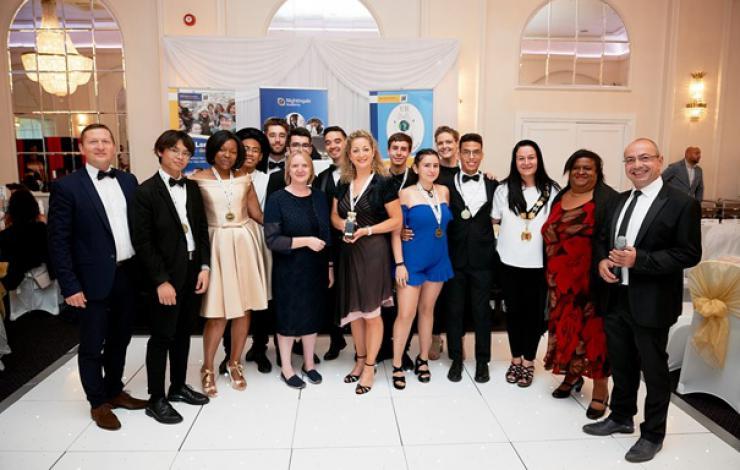 Erasmus/Y2BE : l'EHP remporte le grand prix