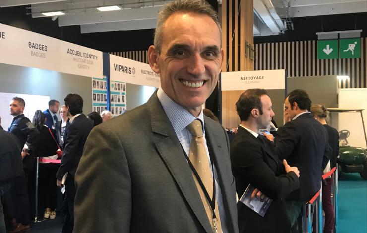Jean-François Quentin, nouveau grand patron d'EquipHotel, Sandwich & Snack Show, Franchise Expo...