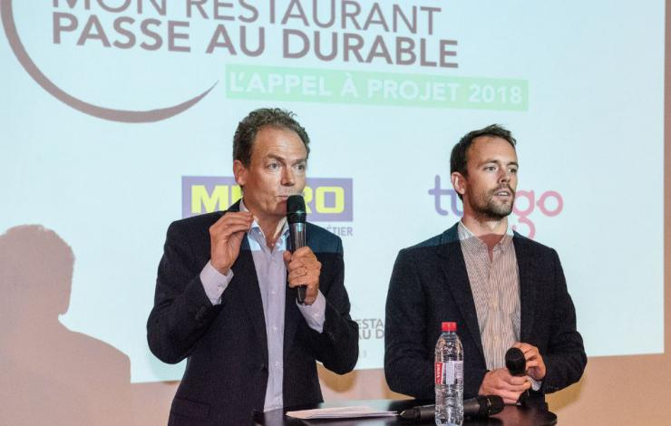 Les restaurateurs de plus en plus favorables à une restauration durable