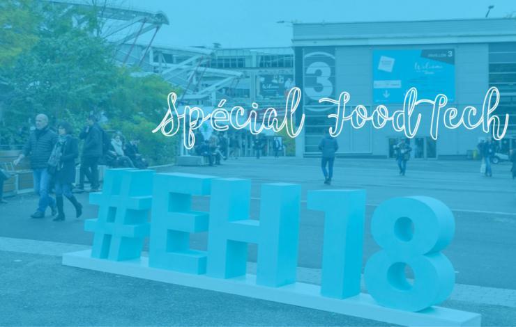 EquipHotel 2018, 6 innovations de la FoodTech qu'il ne fallait (surtout) pas rater !