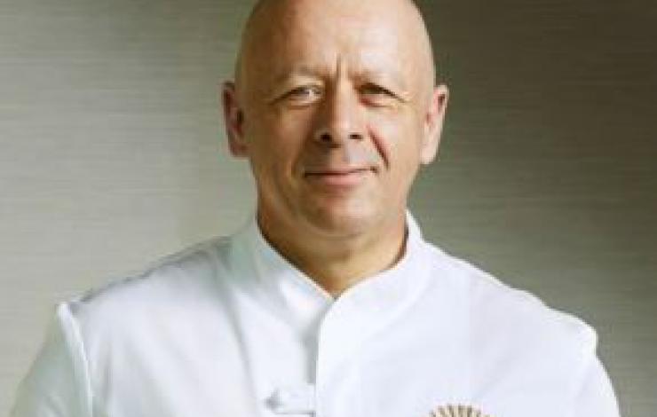Thierry Marx, le parrain de la Coupe de France de la Boulangerie