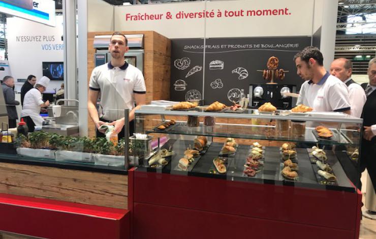 Rational met le cap sur le snacking et la boulangerie