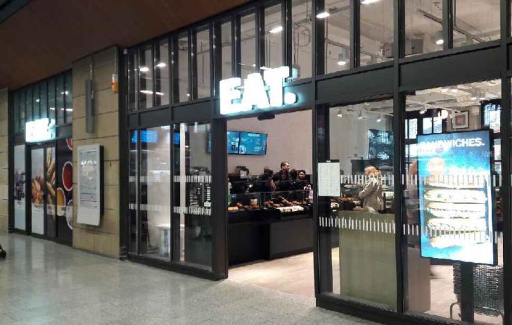 SSP installe Eat, le fast-casual venu de Londres, à la Gare du Nord.