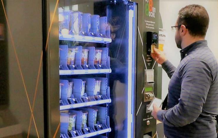 Restauration livrée en entreprise : la #Foodtech a les crocs !