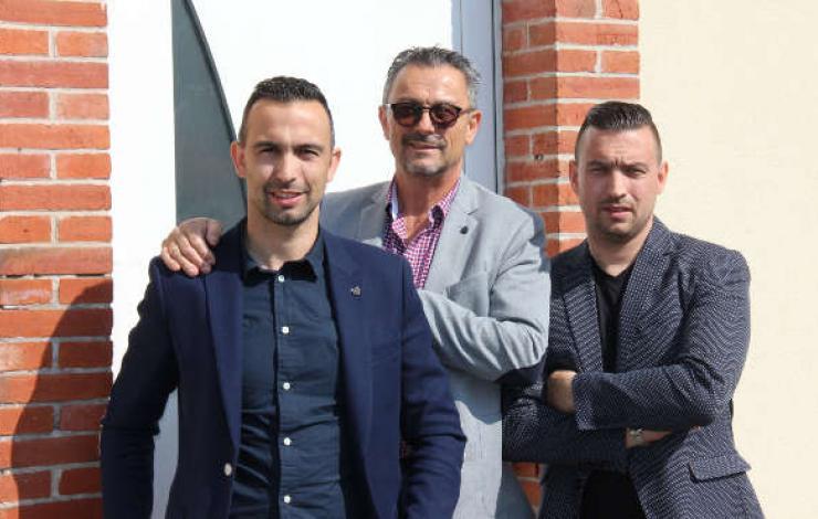 Objectif 100 points de vente pour Sébastien et Julien Bori, la 'next generation' à la tête de Tutti Pizza