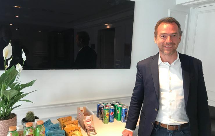 Bruno Cazelles PepsiCo Lipton Pepsi 7UP Tropicana