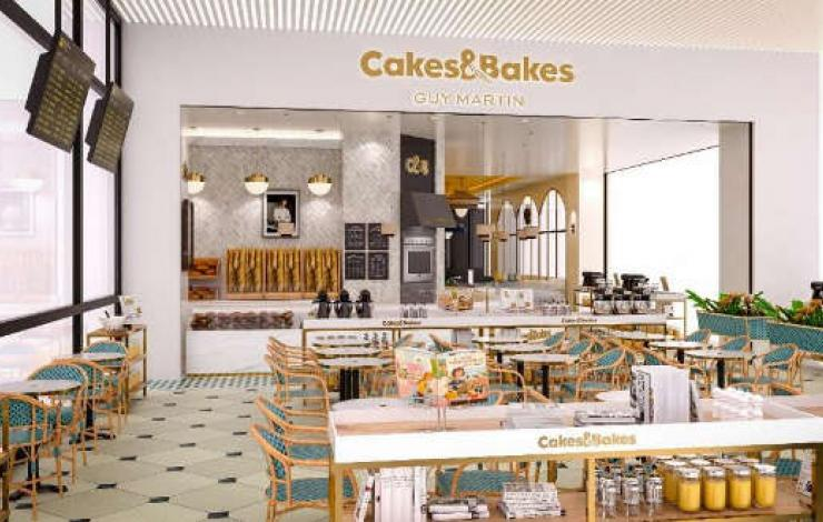 BTA TAV aéroport Orly Cojean Akrame Guy Martin cakesbakes Selim Fegaly