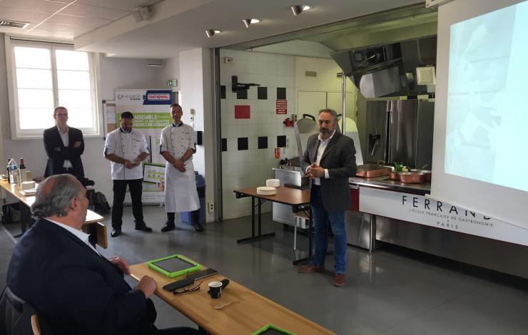 epack hygiene rational digitalisation partenariat cuisine PMS restauration