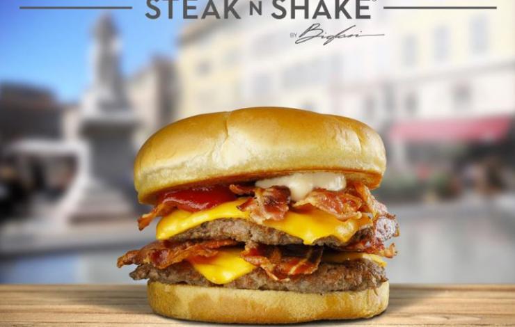 stean n shake burger gourmet biglari poirier