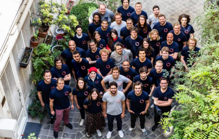 Innovorder levée de fonds de 10 M€ Foodtech Fintech