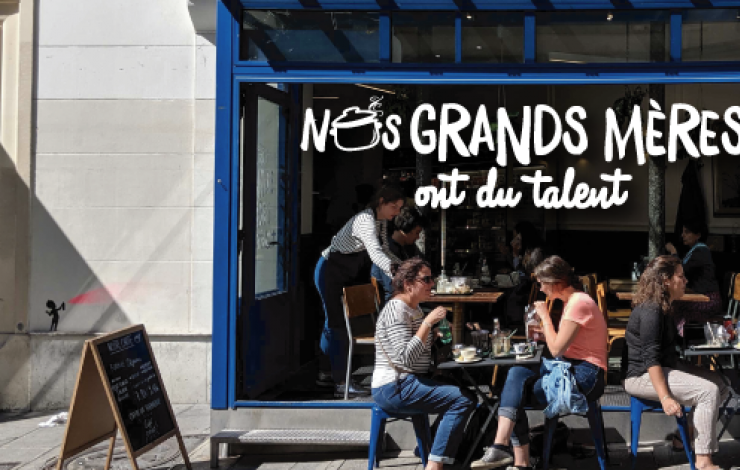 nos grands mères ont du talent