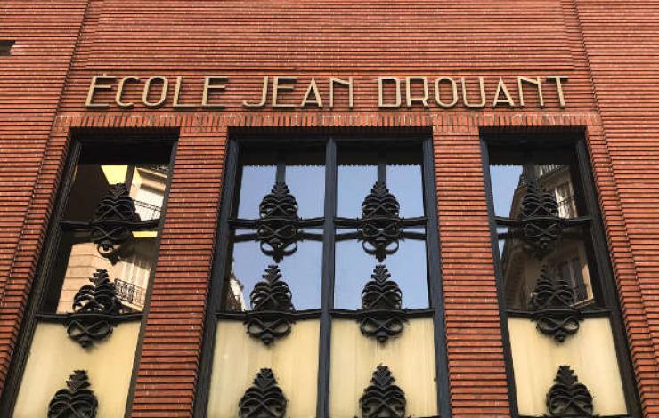 EHP Ecole hôtelière de Paris Jean Drouant