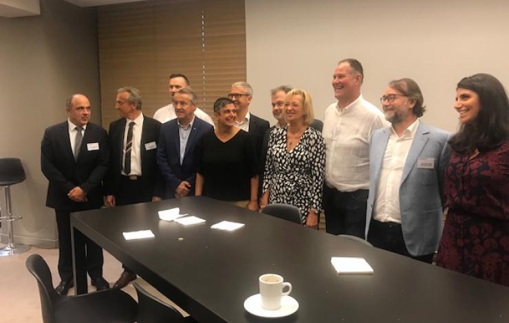 Europain 2020 programme lab du futur pour le boulanger boulangerie patisserie