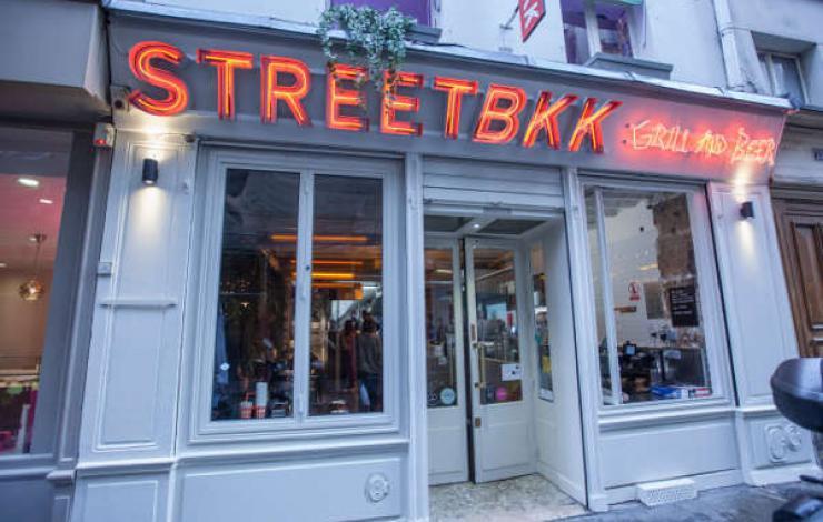 Street BKK