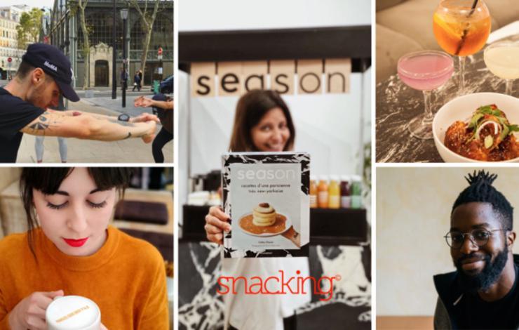 Season Paris : stratégie digitale décrypté snacking comfort food fastcasual fast casual