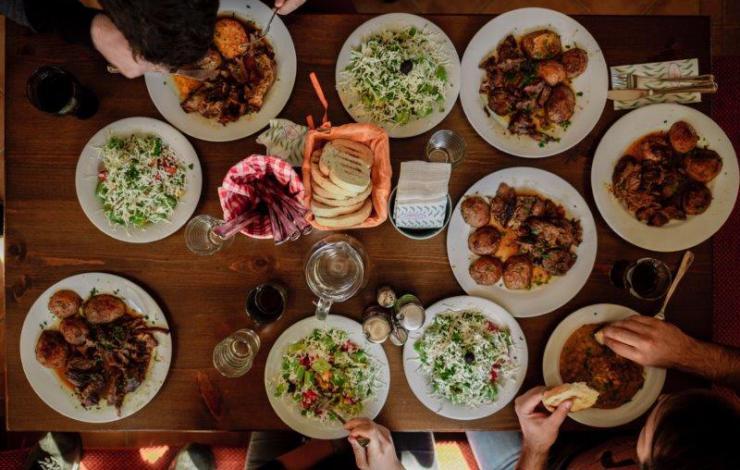 Groupon Cuisine exotique Harris Interactive
