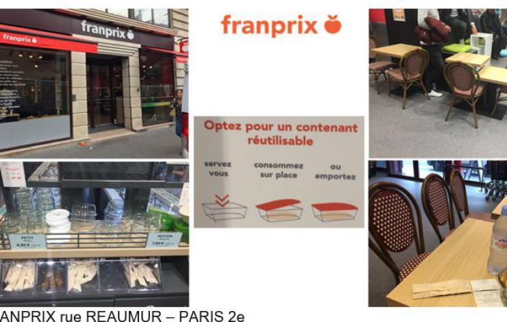 TVA restauration retail