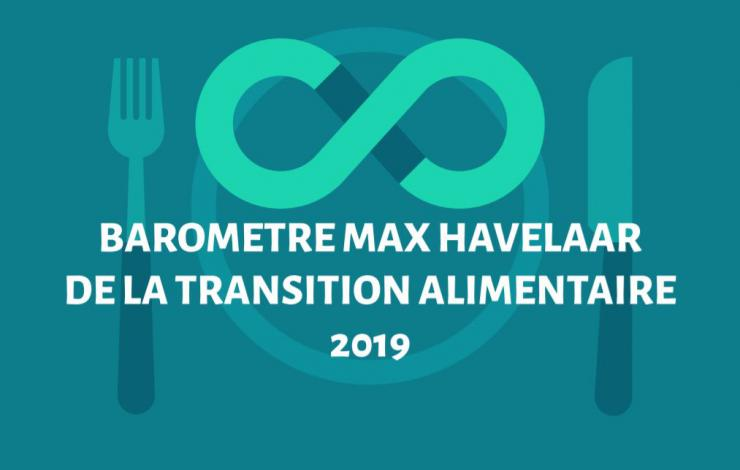baromètre transition alimentaire responsable bio max havelaar opinion way