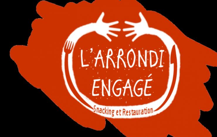 Arrondi engagé Heoh - restaurants sans frontières - economie circulaire snacking et restauration
