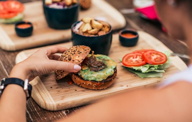 protéine végétal steak de soja