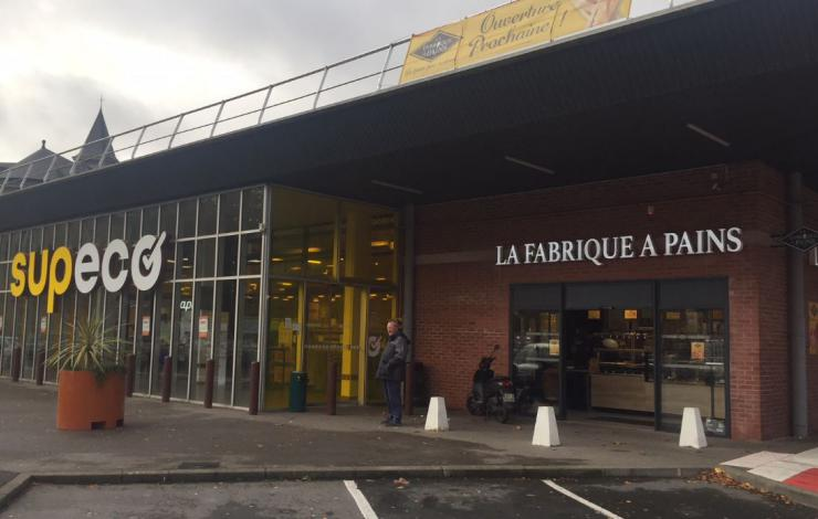 la fabrique a pains supeco valenciennes boulangerie louise florent brelivet