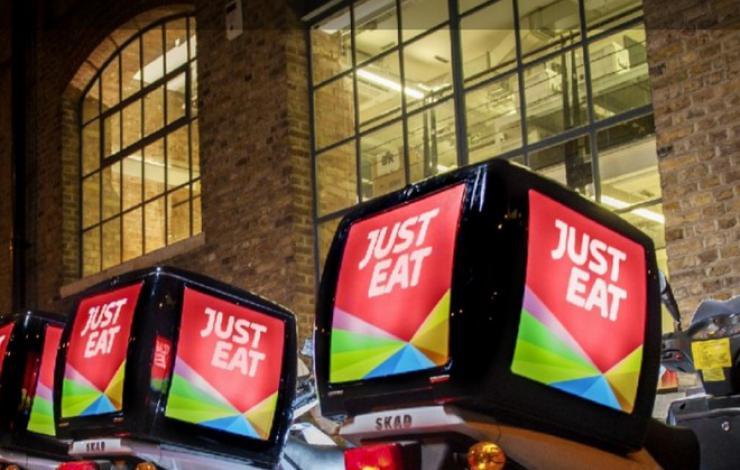 restauration livrée just eat tendance livraison 2019