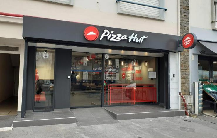 pizza hut saint nazaire