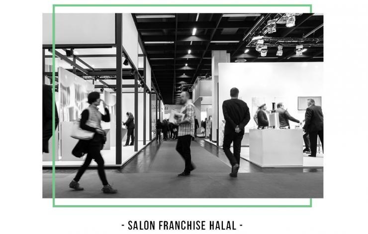 salon francais de la franchise halal restauration